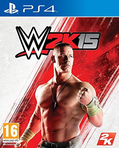 WWE 2K15 [Edizione: Regno Unito]