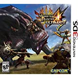 Monster Hunter 4 Ultimate 3DS - Nintendo 3DS