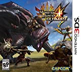 Monster Hunter 4 Ultimate Standard Edition - Nintendo 3DS