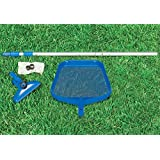 INTEX Cleaning Maintenance Swimming Pool Kit with Vacuum & Pole