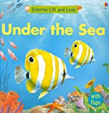 Jessica Greenwell Under the Sea (Usborne Lift and Look)