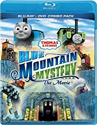 Thomas & Friends: Blue Mountain Mystery the Movie (Blu-ray/DVD Combo Pack)