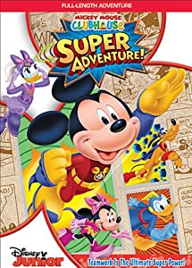 Mickey Mouse Clubhouse: Super Adventure from Walt Disney Studios Home Entertainment
