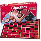 Checkers Folding Board Game