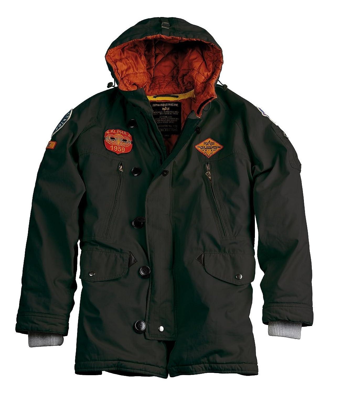 Alpha Industries Airborne Hood Parka 143146 günstig