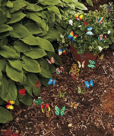 Proud Cockerel Garden Ornament Vividly Painted La Hacienda Garden Decor