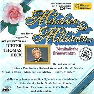 Melodien präsentiert von D. T. Heck (Compilation CD, 15 Tracks)