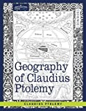 img - for Geography of Claudius Ptolemy book / textbook / text book