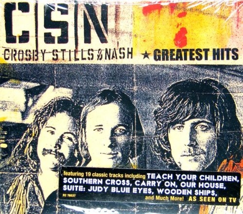 Crosby, Stills, Nash &Amp; Young - CSN - Zortam Music