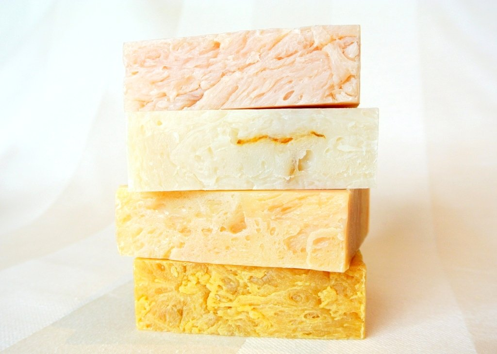 Soaps sold direct by the soapmaker at Farmers Market Online