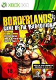 Borderlands - Game of the Year - Classics (XBOX 360) (USK 18)