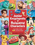 Junior Encyclopedia of Animated Chara...