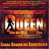 Original Cast Recording We Will Rock You