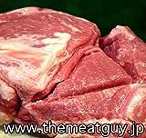 【ミートガイオリジナルラムスパイス付】ラム(仔羊)肩肉 ブロック(ラムショルダー丸々★ラム肉かたまり) ジンギスカンやステーキ肉にも最適!ラム肉業務用サイズ 【販売元:The Meat Guy(ザ・ミートガイ)】