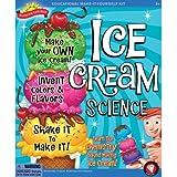 Scientific explorer ice