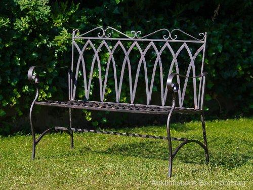 Teak Gartenmobel Hersteller : Gartenstuhl Antik Eisen Metall Lehnstuhl Sessel Xl Eisenstuhl 9040