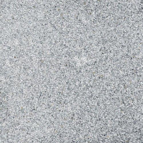 1 kg Dekosand, Farbsand 0,1-0,5 mm Grau, Tischdeko Hochzeit Grau, Tischdekoration Grau, Tischdeko Geburtstag Grau, Tischdeko Taufe Grau