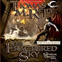 The Fractured Sky: Forgotten Realms: Empyrean Odyssey, Book 2 (       UNABRIDGED) by Thomas M. Reid Narrated by Gayle Hendrix