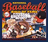National Baseball Hall of Fame 2010 Calendar