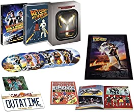 Retour vers le futur - Trilogie [Collector Flux Capacitor - Blu-ray + DVD + Copie digitale + Goodies]
