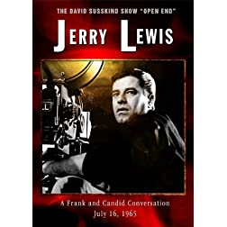 "The David Susskind Show ""Open End"" interview with Jerry Lewis"