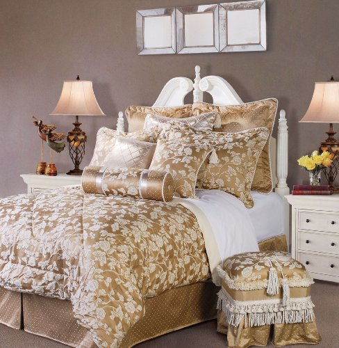 Jennifer Taylor 4 Pcs Comforter Set HEIRLOOM Collection