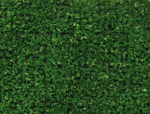 Prato verde sintetico – 1x25 mt – Uso per balconi, terrazze, piscine – Lavabile