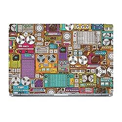 Posterboy Magnetophone Laptop Skin (Multicolor)