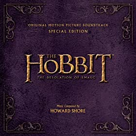 The Hobbit - The Desolation Of Smaug (Special Edition) [+digital booklet]