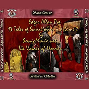 13 Tales of Sonic Horror by Edgar Allan Poe, Volume 2 | [Edgar Allan Poe]