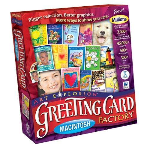 Nova Greeting Card Factory MacB0000C4DX5