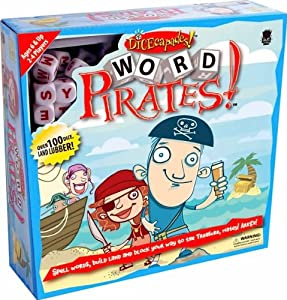 DICEcapades Word Pirates