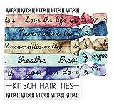 キッチュ Kitsch ヘアタイ ヘアゴム 5本セット Limited Hair Tie Mantra