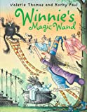Winnie's Magic Wand (paperback and CD) (Winnie the Witch) Valerie Thomas