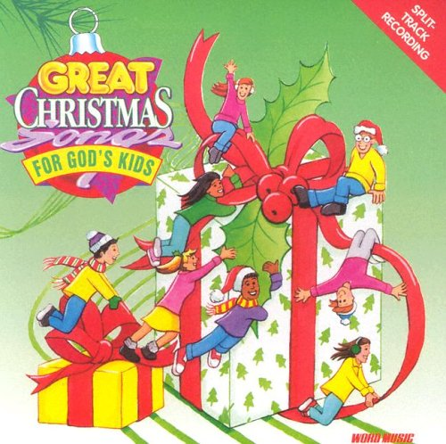 Great Christmas Songs for God's Kids (Great Songs for God's Kids)