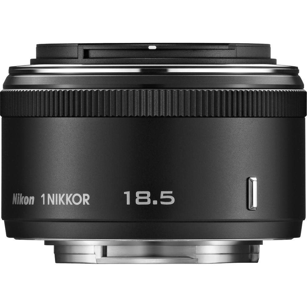 Ống kính Nikon 1 NIKKOR 18. 5mm f/ 1. 8 (Black)