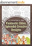City Coloring Book for Adults Fantast...