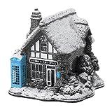Lilliput Lane Post Office, Blue Splash