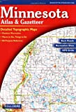 Minnesota Atlas and Gazetteer (Minnesota Atlas & Gazetteer)