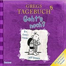 Geht's noch? (Gregs Tagebuch 5) Hörspiel von Jeff Kinney Gesprochen von: Nick Romeo Reimann