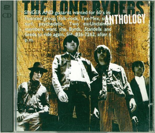 The Long Ryders - Looking For Lewis And Clark: The Long Ryders Anthology - Lyrics2You