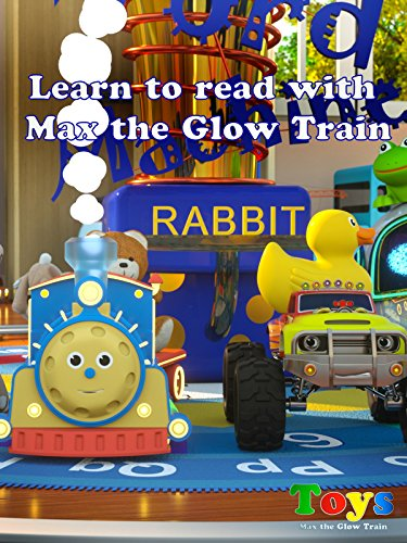 Learn to read with Max the Glow Train and his team! | The Amazing Word Machine Adventure