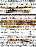 img - for Classical Modern Philosophers: Descartes to Kant book / textbook / text book