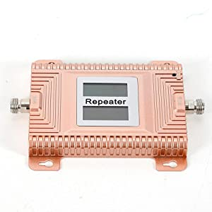 2G 3G 4G 850/1900MHz Dual Band Cell Phone Signal Booster Amplifier Repeater Kit