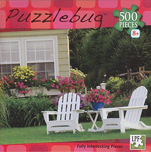 Puzzlebug 500 ~ Lazy Summer Days