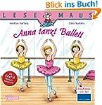 LESEMAUS, Band 103: Anna tanzt Ballett