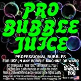 Froggys Fog - Pro Bubble Juice - Professional Bubble Fluid for All Bubble Machines and Bubblers - 1 Quart
