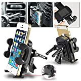 eForCity® Car Air Vent Phone Holder Compatible with Samsung© Galaxy S IV / S4 i9500, Black Reviews