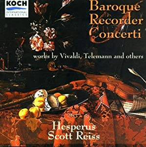 Baroque Recorder Concerti