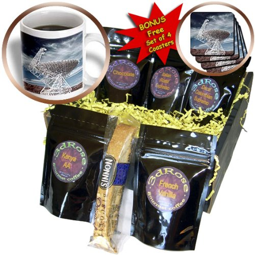 Cgb_97091_1 Danita Delimont - Technology - Wv, National Radio Astronomy Observatory Telescope - Us49 Wbi0070 - Walter Bibikow - Coffee Gift Baskets - Coffee Gift Basket